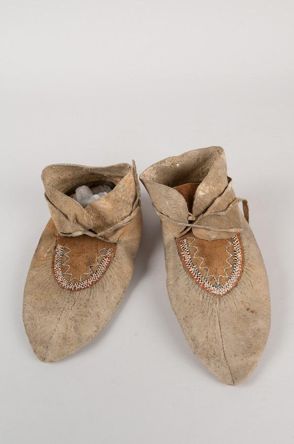 Moccasins, Nez Perce.