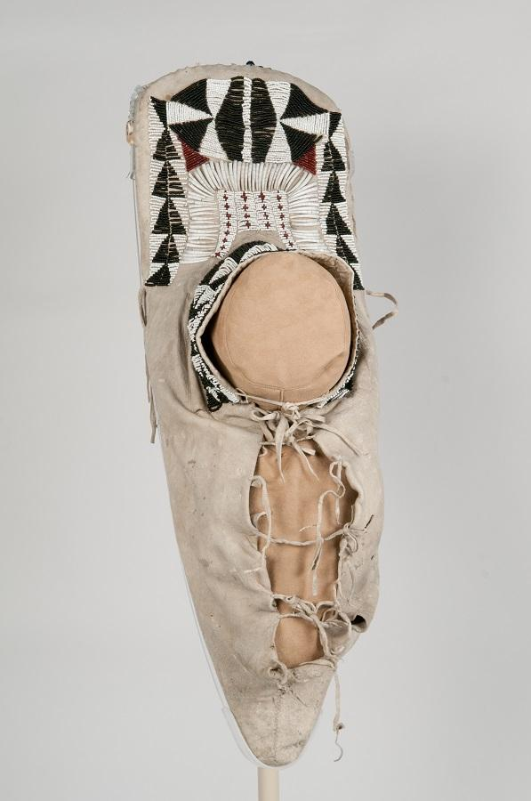 Cradleboard, Nez Perce