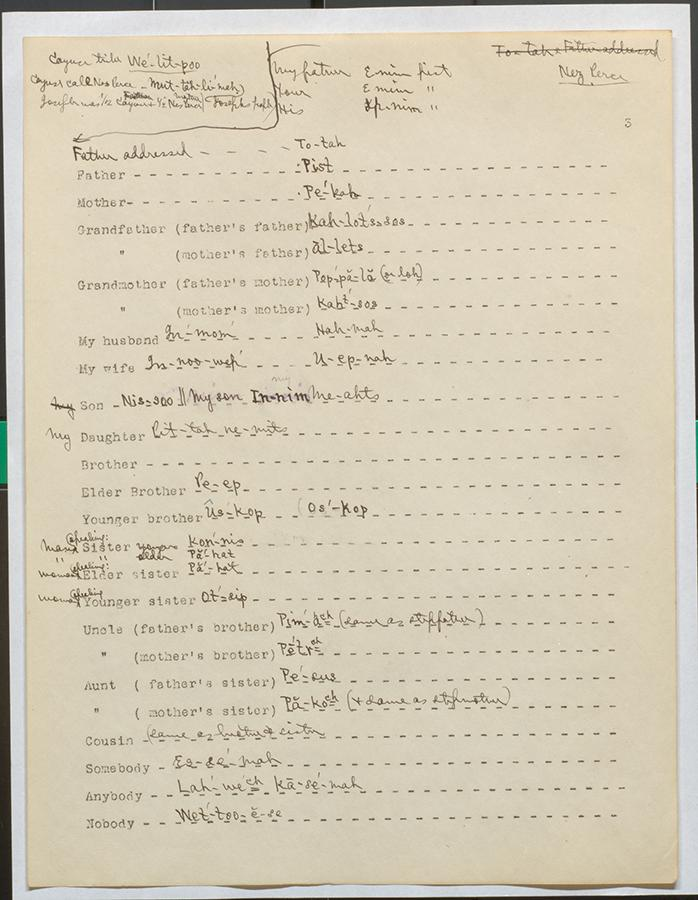 NezPerce_Merriam_vocabularylist_mss_03.jpg